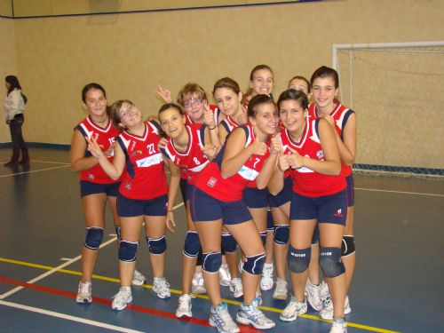 L'Under 14 dell'Ares Volley